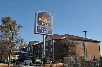 ‪BEST WESTERN PLUS DFW Airport Suites‬