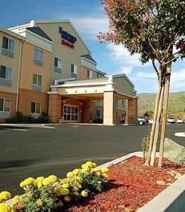 Photo of Fairfield Inn & Suites Ukiah Mendocino County