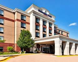 SpringHill Suites Chicago Schaumburg