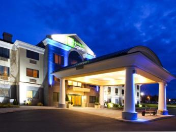 ‪Holiday Inn Express Syracuse Airport‬