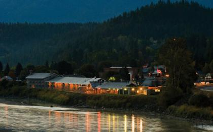 BEST WESTERN PLUS Kootenai River Inn Casino & Spa Bonners Ferry