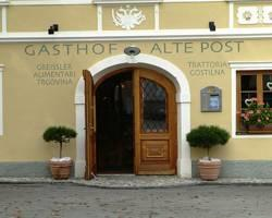"Photo of Hotel ""Alte Post"" Gasthof Gostilna Trattoria Carinthia"