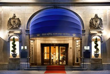 Photo of The King Edward Hotel Toronto