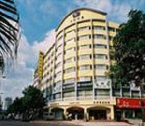 Home Inn (Fuzhou Hua Lin Road)