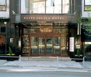 Elite Palace Hotel Stockholm