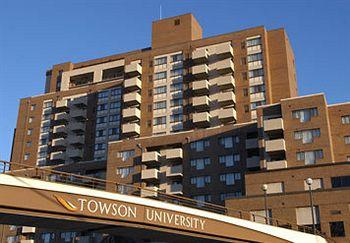 ‪Towson University Marriott Conference Hotel‬