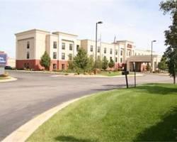 Hampton Inn & Suites Kalamazoo - Oshtemo