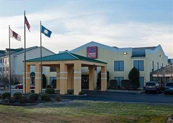 Photo of Comfort Suites Paducah