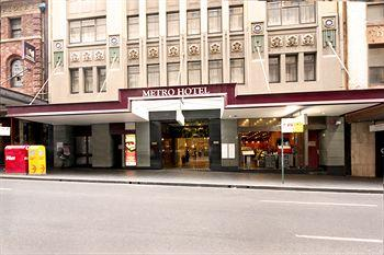 Photo of Metro Hotel on Pitt Sydney