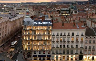 Hotel Le Royal Lyon