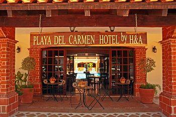 Playa del Carmen Hotel by H&A