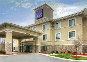 ‪Sleep Inn & Suites Middlesboro‬