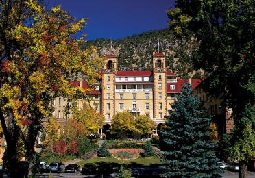 Photo of Hotel Colorado Glenwood Springs