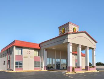 Super 8 Elk City