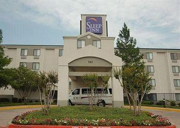 Sleep Inn Maingate Six Flags