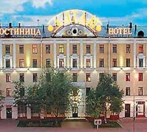 Altai Hotel