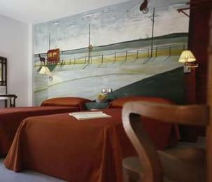 Hotel rural La Alcanacia