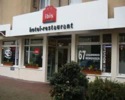 Ibis Mulhouse Ville Gare Centrale
