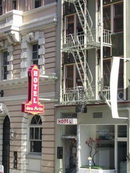 Photo of Hotel des Arts San Francisco