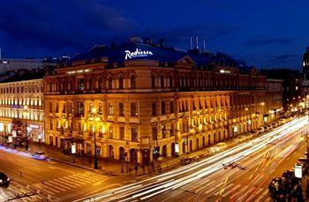 Radisson Royal Hotel, St.Petersburg