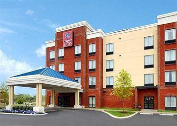 Comfort Suites Murfreesboro