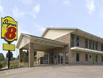 Super 8 Motel Guntersville - Lake