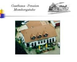 Mombergstube Restaurant & Pension