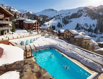 Apartamentos Maeva Plagne Lauze