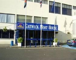 BEST WESTERN Gatwick Moat House