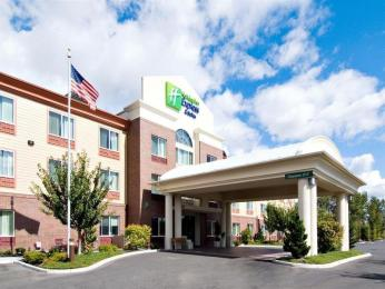 ‪Holiday Inn Express Hotel & Suites Medford-Central Point‬