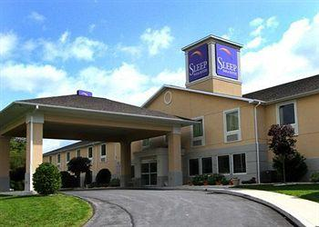 ‪Sleep Inn & Suites Chambersburg‬