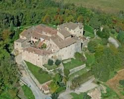 Castello di Monteliscai