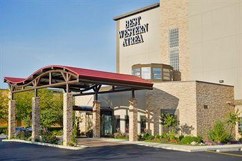 ‪BEST WESTERN PLUS Atrea Airport Inn & Suites‬