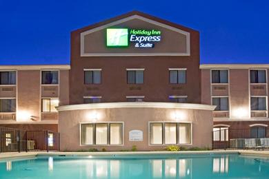 Holiday Inn Express Hotel & Suites Willcox