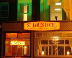 St James Hotel Blackpool