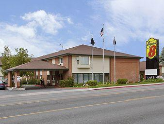 Super 8 Motel Provo BYU Orem