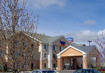Fairfield Inn & Suites Medford
