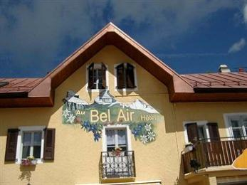 Au Bel Air Hotel