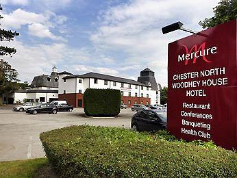 ‪Mercure Chester North Woodhey House Hotel‬