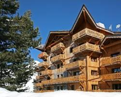 Residence Chalet des Neiges Arolles