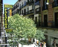 Hostal Palacios-Ribadavia
