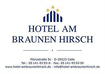 Hotel am Braunen Hirsch