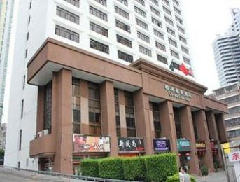 GreenTree Inn Shenzhen Dongmen Business Hotel