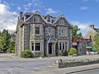 Photo of The Scot House Hotel and Restaurant Kingussie
