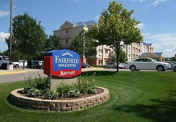 ‪Fairfield Inn & Suites Minneapolis-St. Paul Airport‬