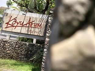 Kayu Arum Resort