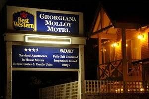 BEST WESTERN Augusta Georgiana Molloy Motel