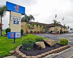 Motel 6 Madera