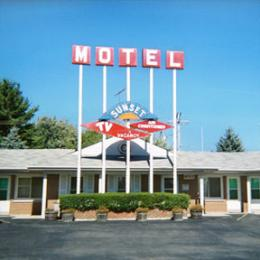 Photo of Sunset Motel Lake Bluff