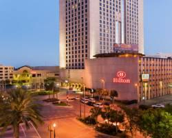 Hilton New Orleans Riverside